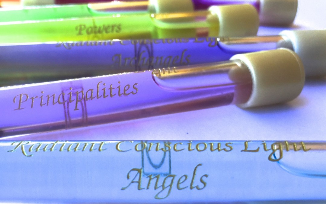 Discover The Angel Realm Wands
